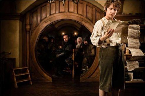 Le Hobbit - Bilbon et les nains