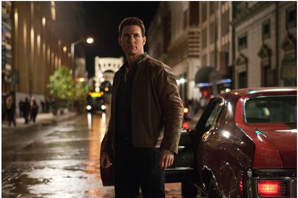 Tom Cruise, Jack Reacher