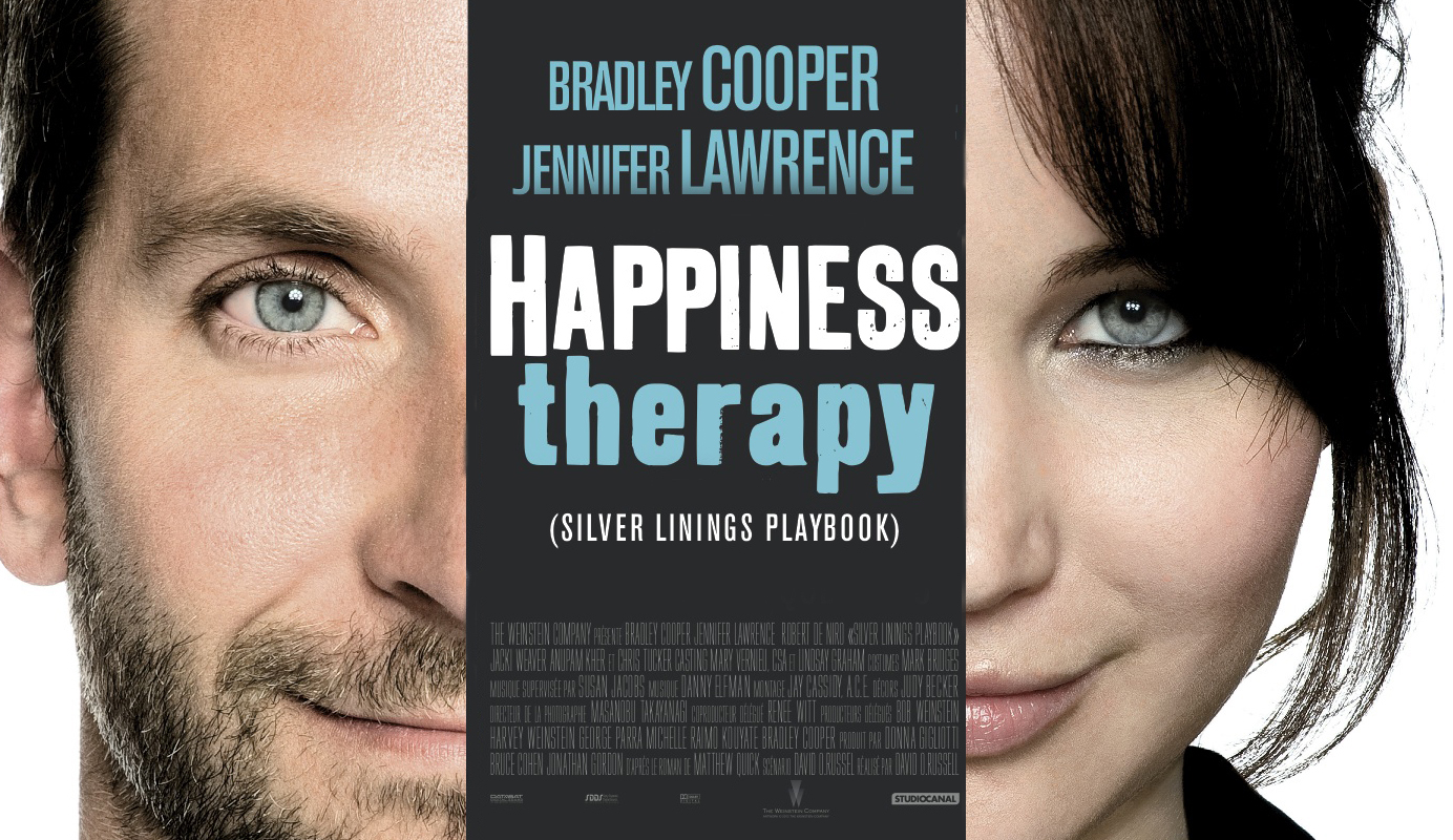 Affiche du film Happiness Therapy - Iscomigoo