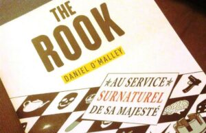 The Rook, Daniel O'Malley, Super 8 éditions