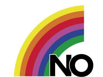 """Le logo de la campagne du """"Non !"""""""