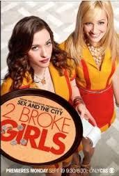 2 broke girls image