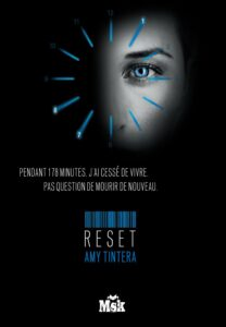 Reset, Amy Tintera