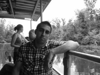 Kévin Costecalde, co-rédacteur en chef
