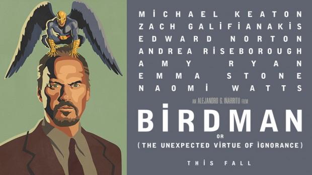 Birdman - Affiche du film