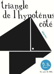 Le Carré de l'hypoténuse, Thierry Dedieu, éditions Seuil Jeunesse