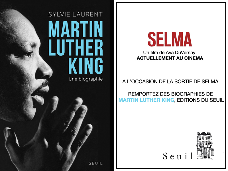 film selma martin luther king le seuil