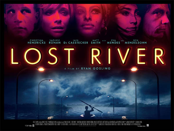 Lost River, Ryan Gosling, movie