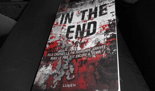 IN THE END, Demitria Lunetta, éditions Lumen
