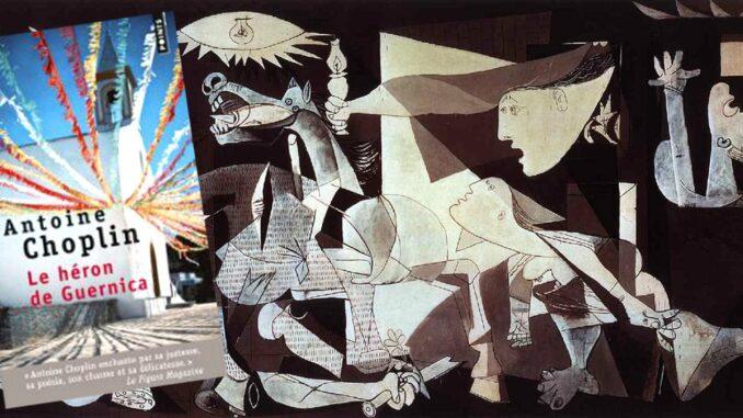 Le Héron de Guernica, Antoine Choplin, Points