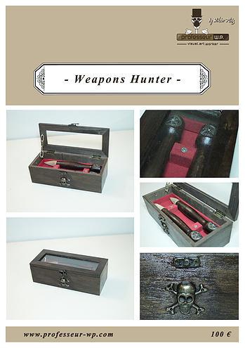 Kit de chasseur de vampires