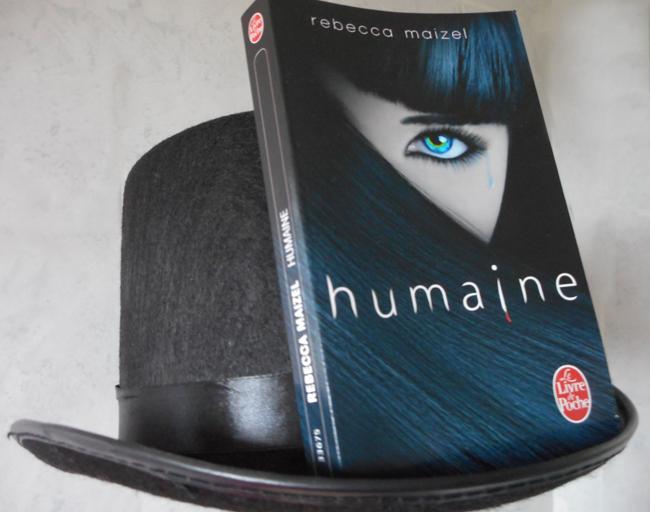 Humaine, Rebecca Maizel, Le livre de poche