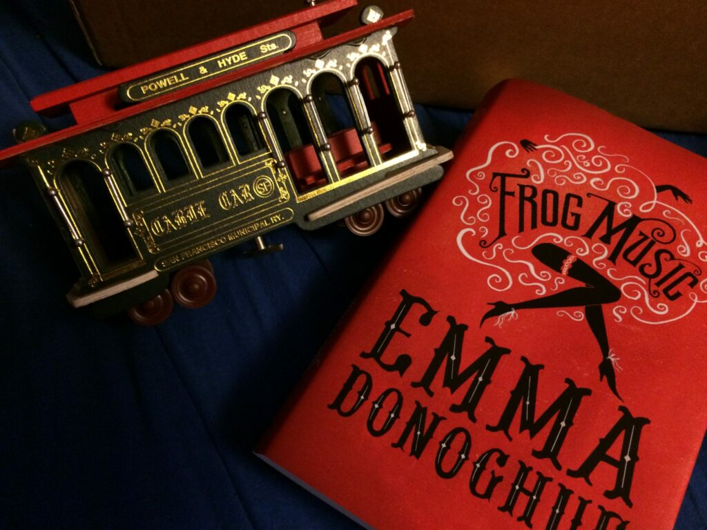 Frog Music, Emma Donoghue, Stock