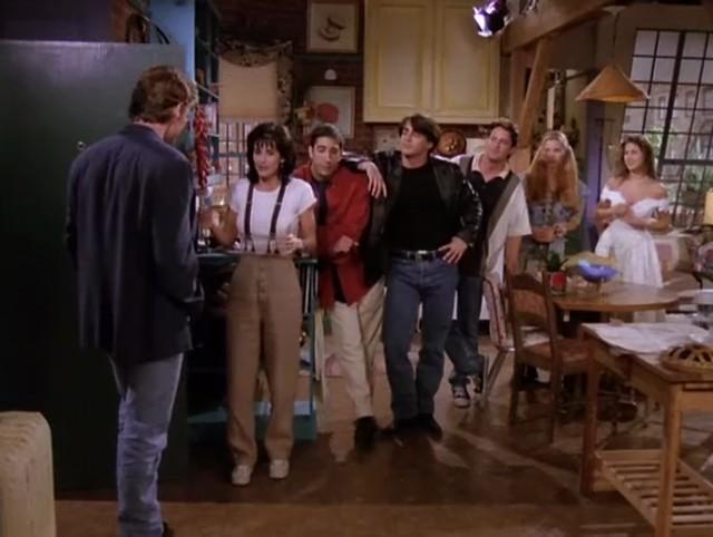 Friends, le charme des nineties