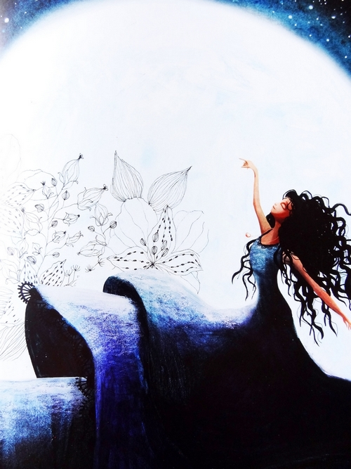 Lucia, petite danseuse de flamenco, Johana Dierickx-Brax et Justine Brax, La Martinière Jeunesse