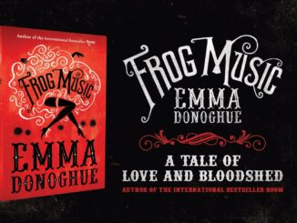 Frog Music, Emma Donoghue, Stock