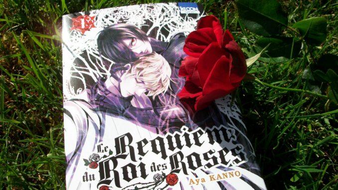 Le Requiem du Roi des Roses, tome 1, Aya Kanno, Ki-oon