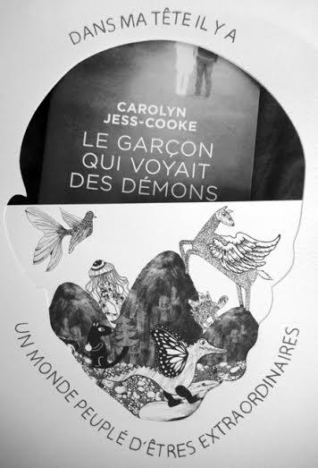 Le garçon qui voyait des démons, Carolyn Jess-Cooke, Le livre de poche