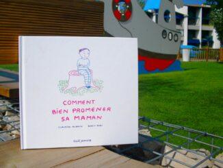 Comment bien promener sa maman, Claudine Aubrun et Bobi+bobi, Seuil jeunesse