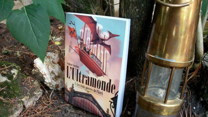 L'Ultramonde, Stéphane Tamaillon, Seuil jeunesse