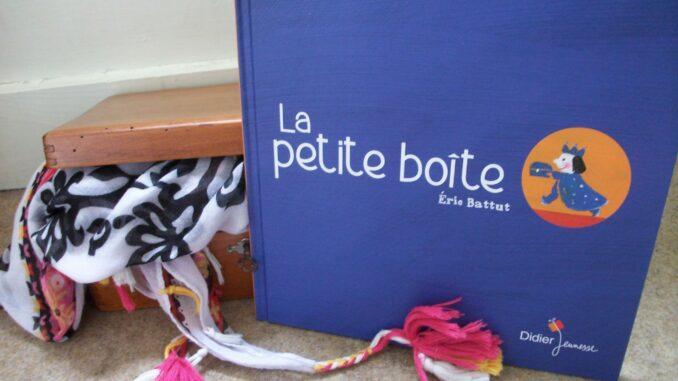 La Petite boîte, Eric Battut, Didier Jeunesse