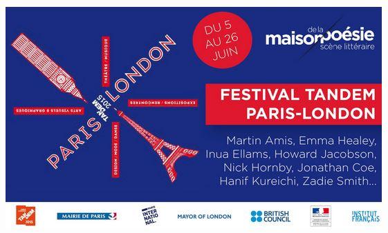 Tandem Paris Londres