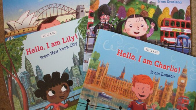Hello Kids, ABC Melody, apprentissage de l'anglais
