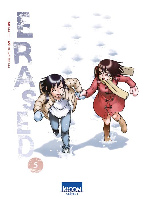 Erased, Kei Sanbe, Ki-oon