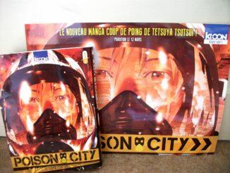 Poison City, Tetsuya Tsutsui, Ki-oon