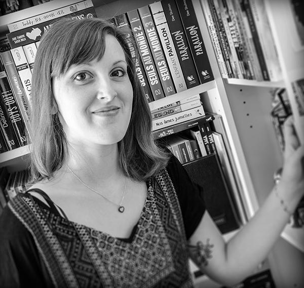 Kevane Bouchart, libraire, Visages du livre