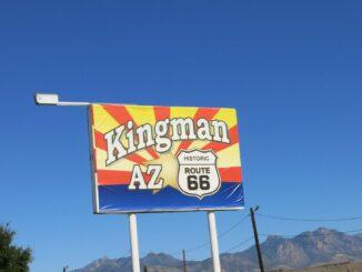 Kingman, Arizona, Route 66