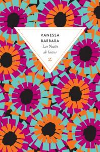 Les Nuits de laitue, Vanessa Barbara, Zulma
