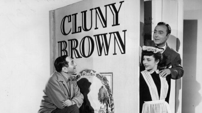 Les Aventures de Cluny Brown, Margery Sharp, Belfond