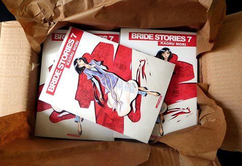 Bride Stories, Kaoru Mori, Ki-oon