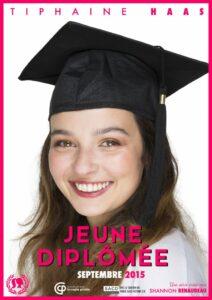 Jeune diplomée