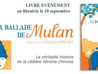 La Ballade de Mulan, Clémence Pollet