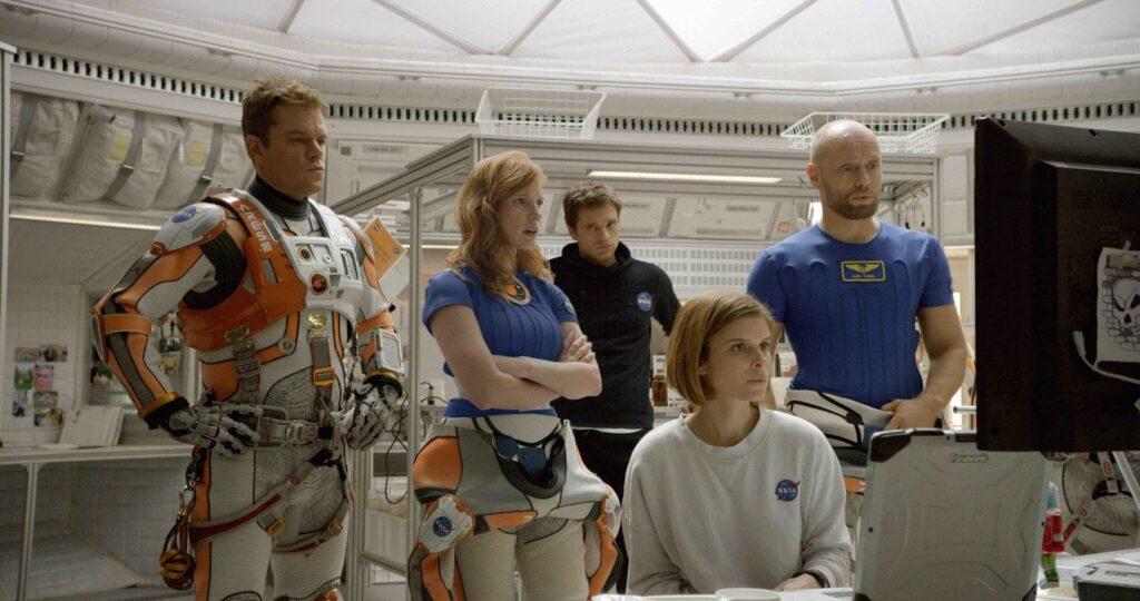 Seul sur Mars, Ridley Scott