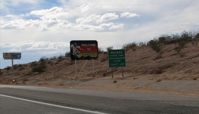 Road trip, Nevada