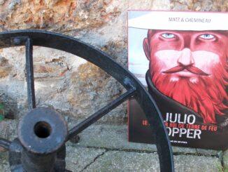 Julio Popper : le dernier roi de Terre de feu, Matz, Léonard Chemineau, Rue de Sèvres