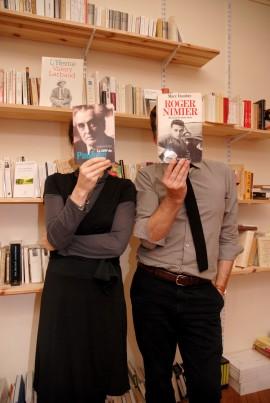 Visages du livre, Marie David, Jean-Pierre Montal, éditeur, Rue Fromentin