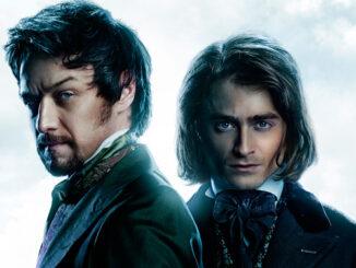 Docteur Frankenstein, Frankenstein, Daniel Radcliffe, James McAvoy