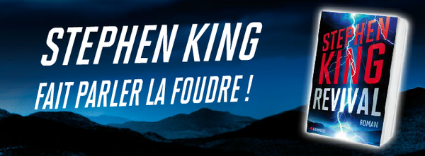 Revival, Stephen King, Albin Michel,