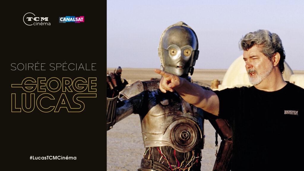 George Lucas, TCM Cinéma, Star Wars, documentaire