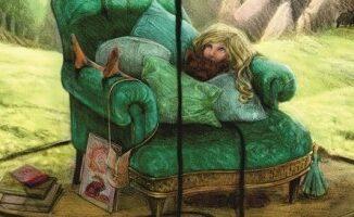 La Bulle, Timothée de Fombelle, Eloïse Scherrer, Gallimard jeunesse