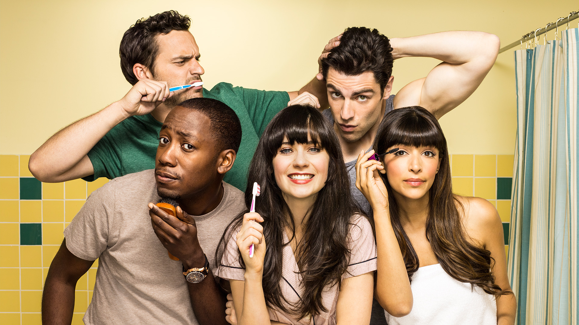 New Girl, série TV, Zooey Deschanel, Jess, Los Angeles