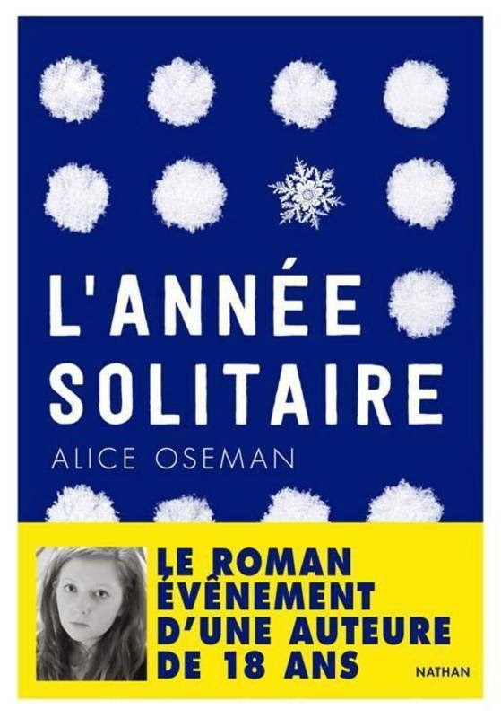 L'Année solitaire, Alice Oseman, Nathan