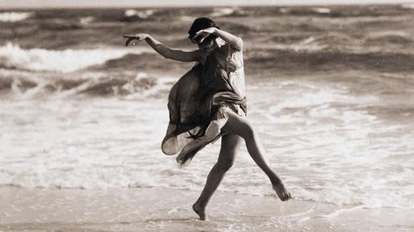 Perdu, le jour où nous n'avons pas dansé, Caroline Deyns, Philippe Rey, Isadora Duncan