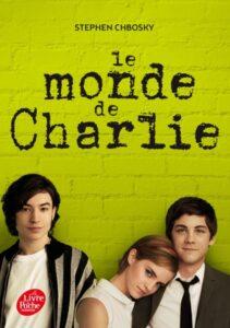 Le Monde de Charlie, Pas raccord, Stephen Chbosky, Le Livre de Poche Jeunesse