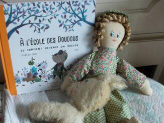 à l'école des doudous, comment devenir un doudou, frédérique elbaz, isaly, éditions du mercredi