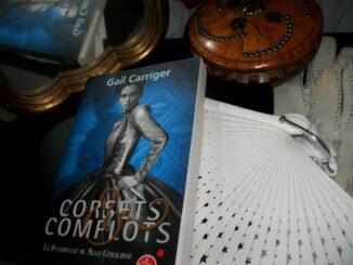 Corsets & complots, Le Pensionnat de Mlle Géraldine, Gail Carriger, Le Livre de Poche